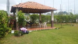 cabañas vacacionales, Nyaralók  Bucaramanga - big - 11