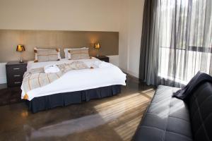 Saladin Lodge, Отели типа «постель и завтрак»  Narbethong - big - 4