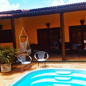 Pousada Solar da Paz, Vendégházak  Tibau do Sul - big - 1