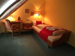 Ambiente Hotel Strehla, Отели  Strehla - big - 3