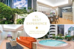 UBN Apartment, Appartamenti  Kuala Lumpur - big - 1