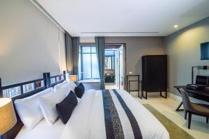 The Palayana Hua Hin Resort and Villas, Курортные отели  Ча-Ам - big - 2