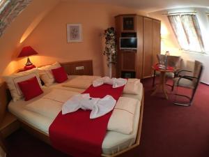 Ambiente Hotel Strehla, Отели  Strehla - big - 7