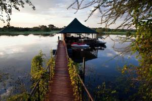 Taranga Safari Lodge