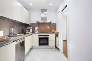 Habitat Apartments Guitart, Appartamenti  Barcellona - big - 6