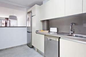 Habitat Apartments Guitart, Apartmanok  Barcelona - big - 7