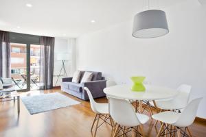 Habitat Apartments Guitart, Apartmanok  Barcelona - big - 8