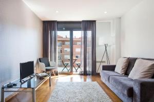 Habitat Apartments Guitart, Apartmanok  Barcelona - big - 1