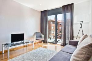 Habitat Apartments Guitart, Apartmány  Barcelona - big - 12