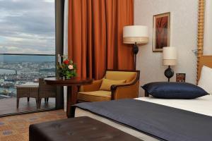 Алжир - Hotel El Aurassi Alger