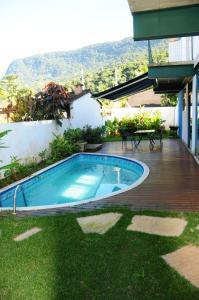 Casa Guaeca São Sebastião, Dovolenkové domy  São Sebastião - big - 5