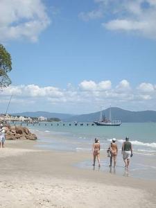 Aguas Turquesas, Penzióny  Florianópolis - big - 18
