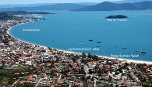 Aguas Turquesas, Pensionen  Florianópolis - big - 13