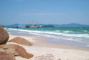 Aguas Turquesas, Pensionen  Florianópolis - big - 15