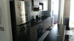 Apartamento Condominio Siete Mares, Apartmanok  Viña del Mar - big - 12
