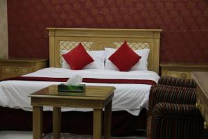 Dorar Darea Hotel Apartments - Al Mughrizat, Апарт-отели  Эр-Рияд - big - 8