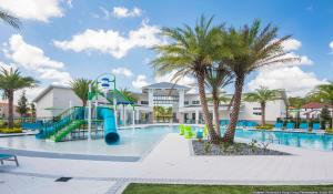ACO PREMIUM - 7 Bd with Private Pool and Spa (1727), Prázdninové domy  Kissimmee - big - 50