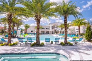 ACO PREMIUM - 7 Bd with Private Pool and Spa (1727), Prázdninové domy  Kissimmee - big - 51