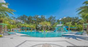 ACO PREMIUM - 7 Bd with Private Pool and Spa (1727), Prázdninové domy  Kissimmee - big - 54