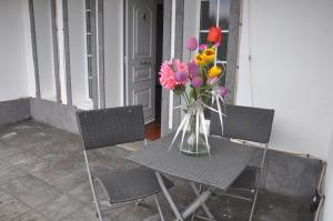 Casa Rua da Cidade, Vidiecke domy  Ponta Delgada - big - 15