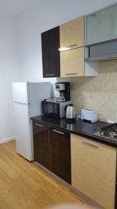Andrez, Appartamenti  Braşov - big - 18