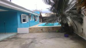 casa com piscina na praia, Ferienhäuser  São Sebastião - big - 9