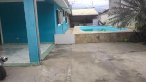 casa com piscina na praia, Ferienhäuser  São Sebastião - big - 5