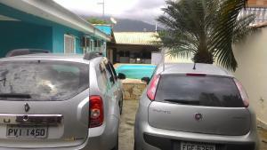 casa com piscina na praia, Ferienhäuser  São Sebastião - big - 3