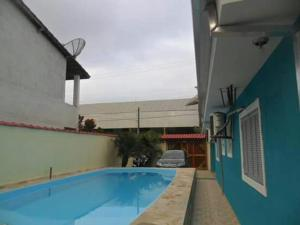 casa com piscina na praia, Ferienhäuser  São Sebastião - big - 20