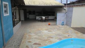 casa com piscina na praia, Ferienhäuser  São Sebastião - big - 16