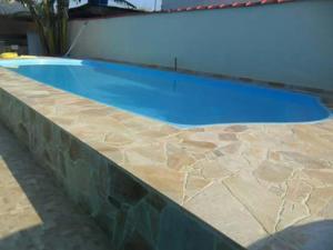 casa com piscina na praia, Ferienhäuser  São Sebastião - big - 15