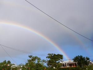 Ein bild von Vanuatu Rainbow Lodge