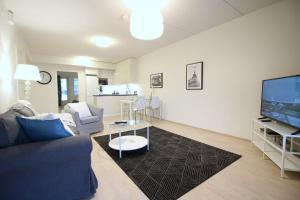 Two bedroom apartment in Espoo, Puolikuu 2 (ID 11239), Apartments  Espoo - big - 10