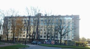 NewPiter, Apartmanhotelek  Szentpétervár - big - 9