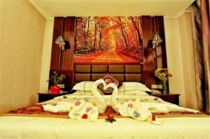 Jinguole Hotel, Hotel  Dunhuang - big - 4