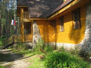 Гостиницы деревни Узмень