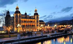 obrázek - Falkensteiner Schlosshotel Velden – The Leading Hotels of the World
