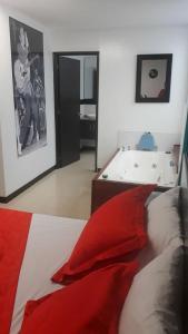 Hotel Solo Suite Chia, Szállodák  Chía - big - 6
