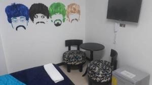Hotel Solo Suite Chia, Szállodák  Chía - big - 13