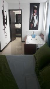 Hotel Solo Suite Chia, Szállodák  Chía - big - 16