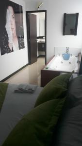 Hotel Solo Suite Chia, Szállodák  Chía - big - 2