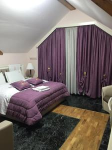 Lux de Paris, Hotel  Tirana - big - 11