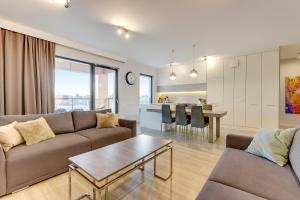 Blue Mandarin Riverside, Appartamenti  Danzica - big - 113