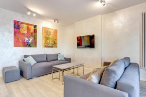 Blue Mandarin Riverside, Appartamenti  Danzica - big - 115