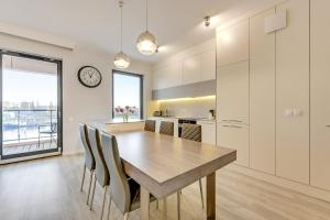 Blue Mandarin Riverside, Appartamenti  Danzica - big - 118