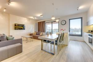 Blue Mandarin Riverside, Appartamenti  Danzica - big - 119