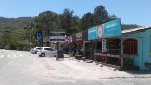 Aguas Turquesas, Pensionen  Florianópolis - big - 12