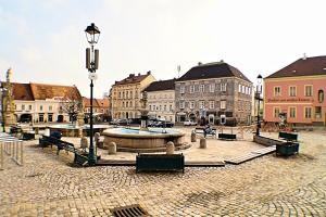 Retz Stadtzentrum