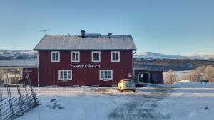 Pensionat Strandgården Fjällnäs