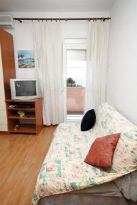 Apartment Makarska 6693a, Апартаменты  Макарска - big - 4